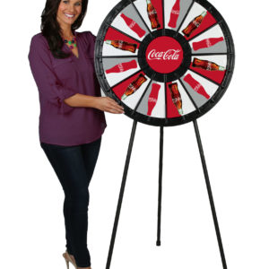 12-24 slot Prize Wheel with Model