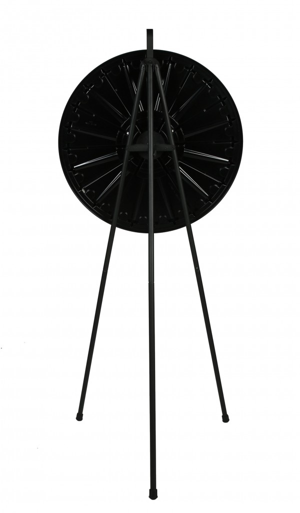 31 inch Floor Stand American Prize Wheel Back