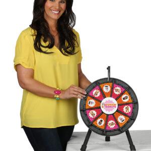 Micro Prize Wheel Model Tabletop USA