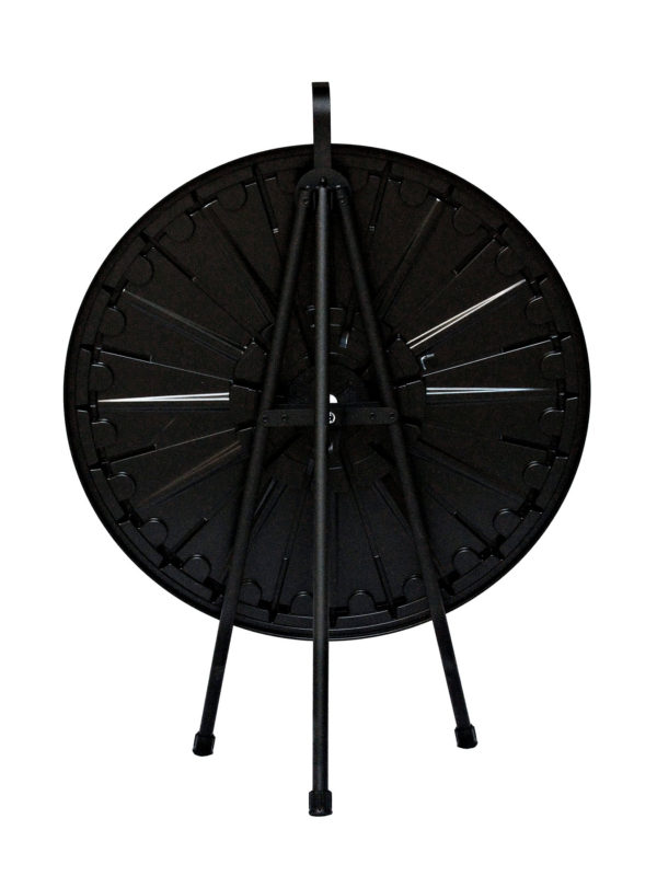 31-inch Tabletop American Made Prize Wheel Back