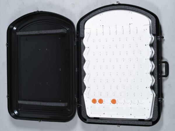 Made in USA Mini Prize Drop Travel Case Plastic