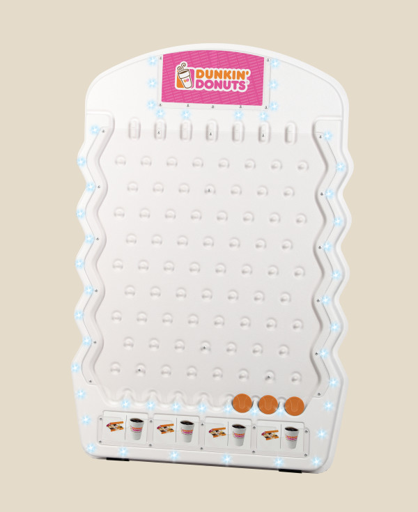 Plinko Mini Prize Drop with LED Lights USA