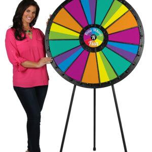 Custom Prize Wheels & Game Wheels