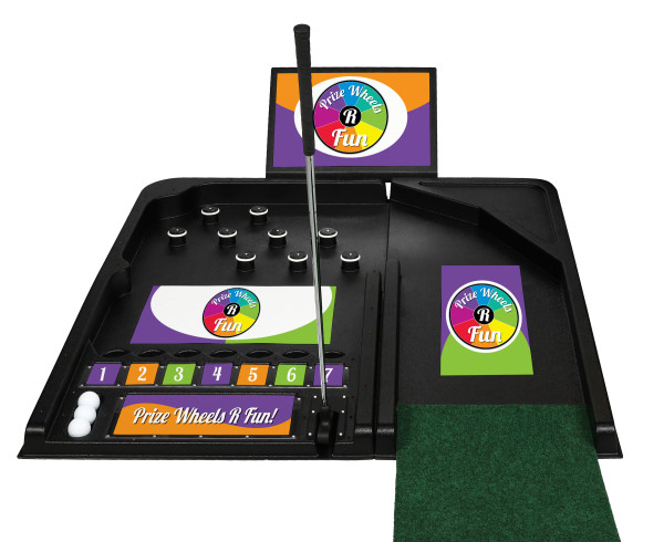 Full set Prize Putt Graphics Made in USA