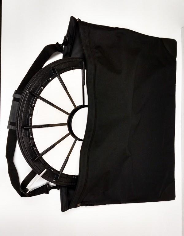 Mini Prize Wheel Carrying Bag Tough American Made