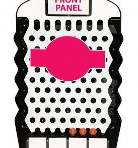 Mini Prize Drop Front Panel