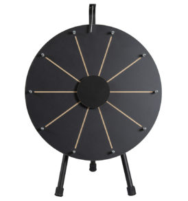 Chalk Board Prize Wheel