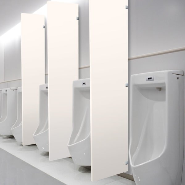 Made in USA PPE Extra Tall Urinal Barrier