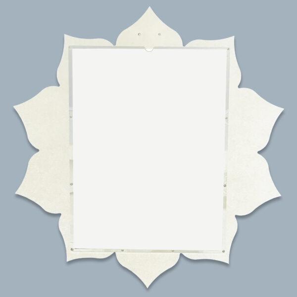 Custom Display Flower White